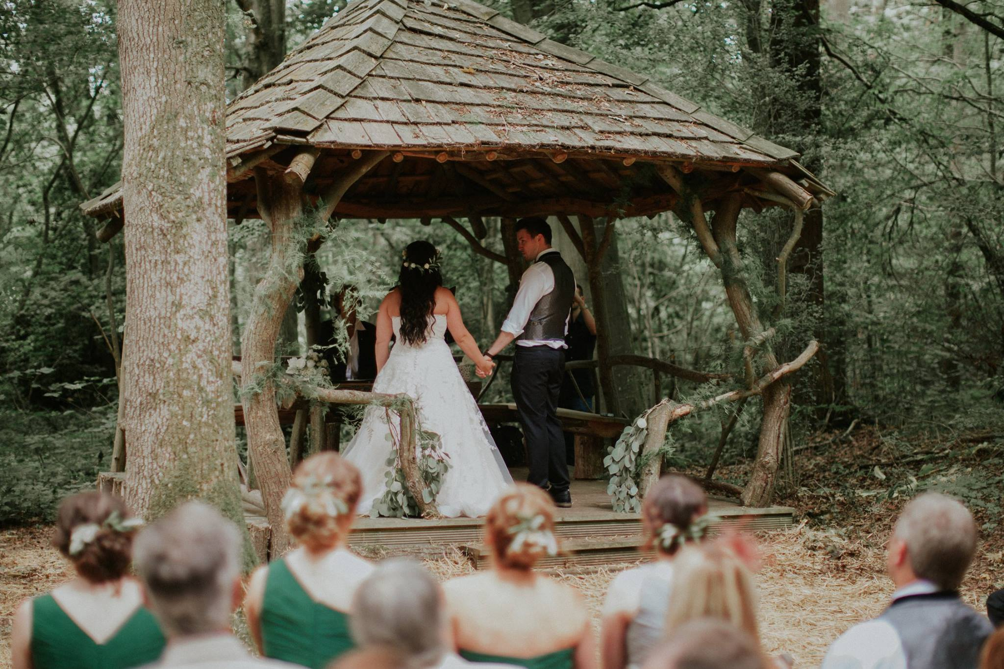 Botanical Woodland Wedding